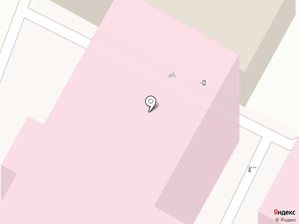 Центр здоровья на карте Бердска