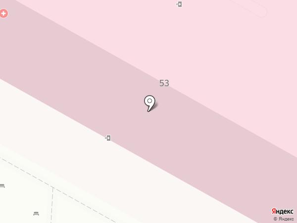 Фармация на карте Бердска