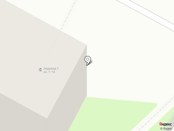 Юла на карте Бердска
