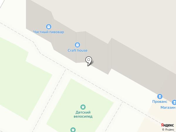 Магазин недорогой обуви на карте Бердска