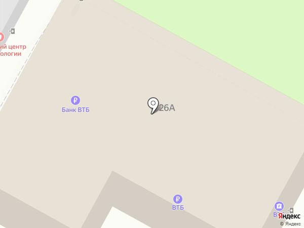 Банк ВТБ 24 на карте Бердска
