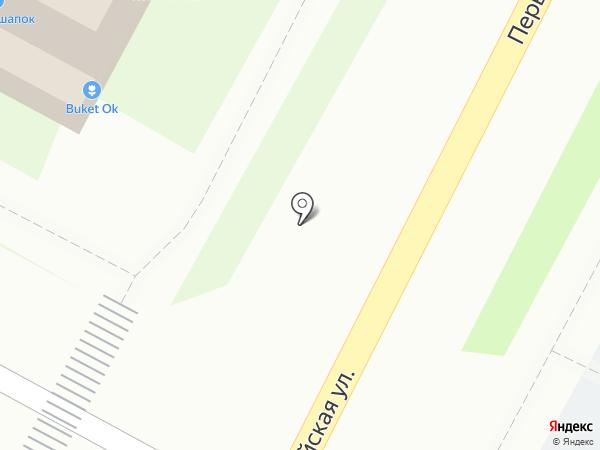 Букет`Ок на карте Бердска