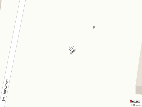 Мария-РА на карте Бердска