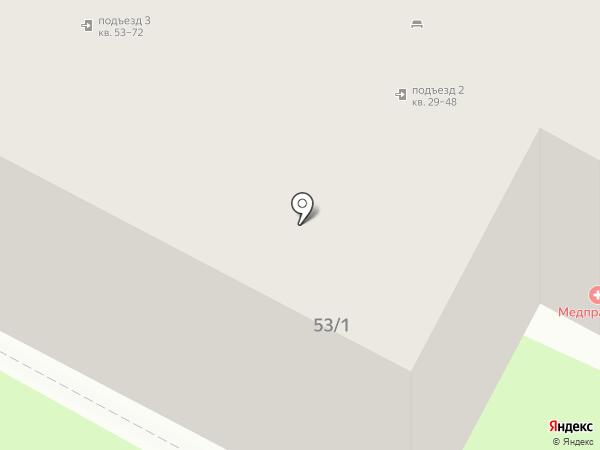 Банкомат, Россельхозбанк на карте Бердска