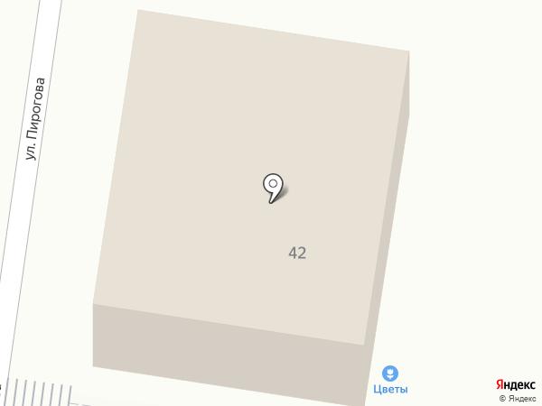 Солнечный на карте Бердска