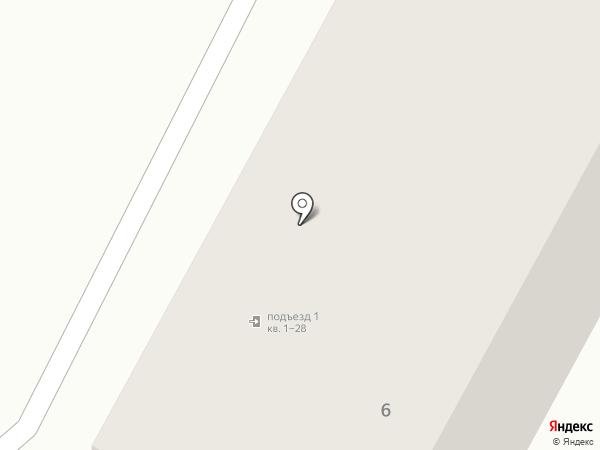 Любимый дом на карте Бердска