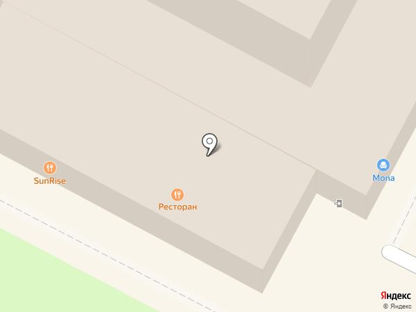 НОИС на карте Бердска