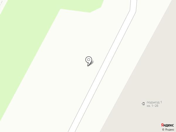 Вирс АВТО на карте Бердска