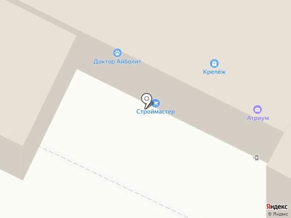 Престиж на карте Бердска