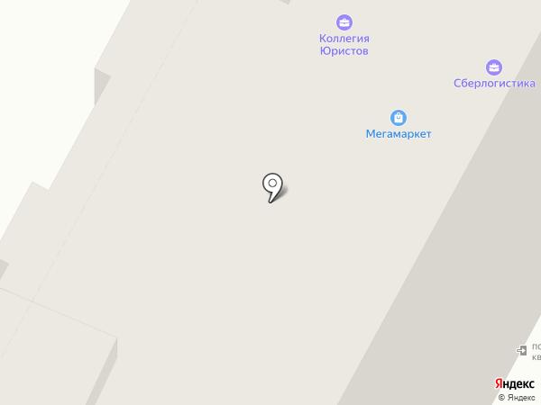 Респект на карте Бердска