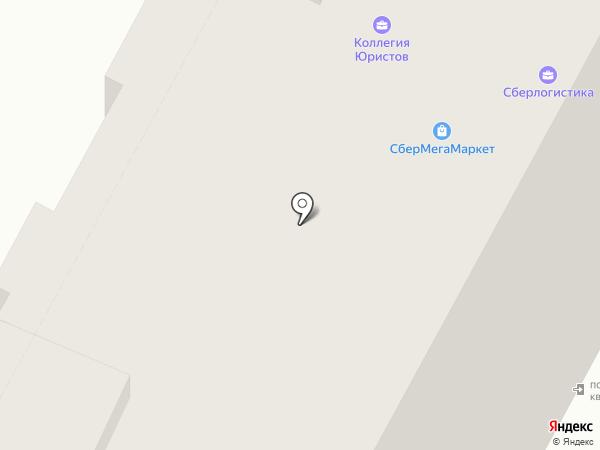 Tendril на карте Бердска
