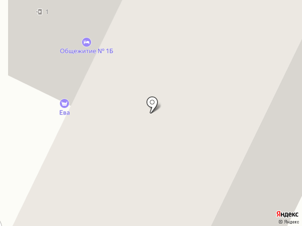 Ева на карте Новосибирска