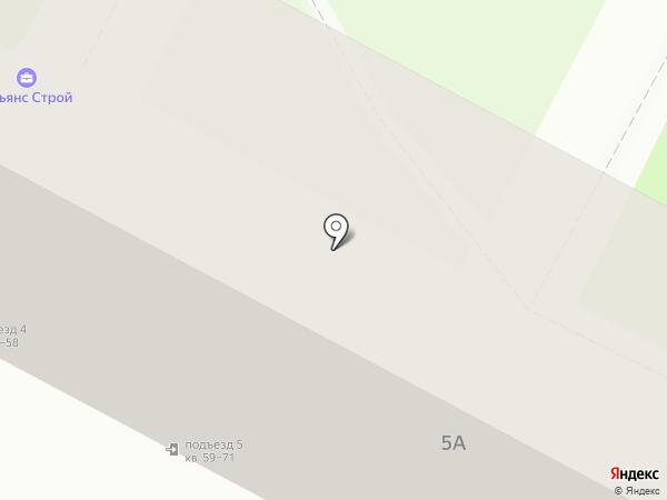 ПрофИнжиниринг на карте Бердска