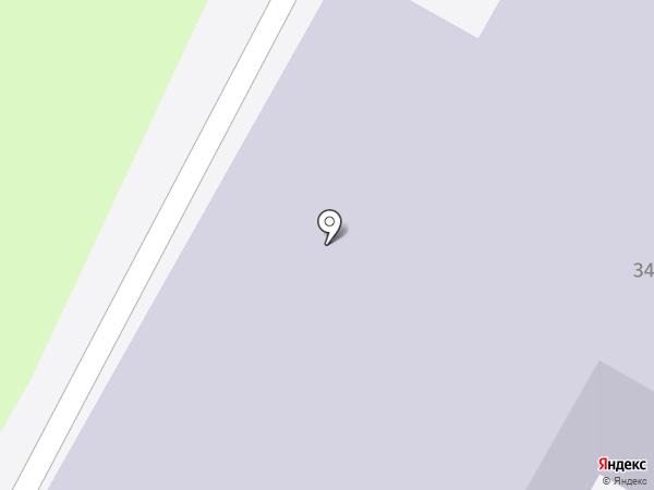 Светофор-Ф на карте Бердска