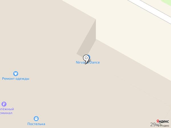 СКАРЛЕТ на карте Бердска