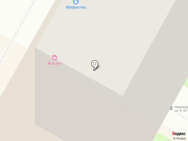 МТС на карте Бердска
