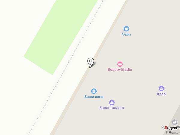 МТС, ПАО на карте Бердска