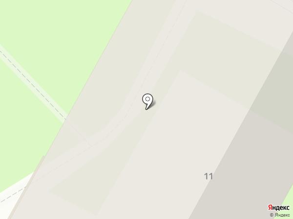 Росс-Тур на карте Бердска