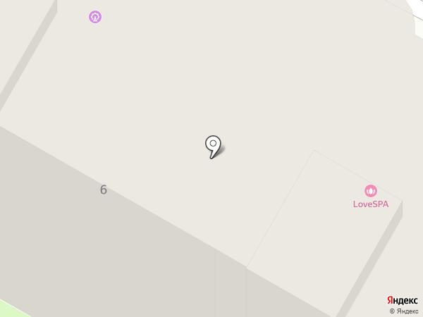 СКОРИНГ на карте Бердска