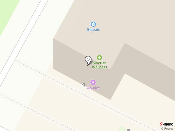 ФОНБЕТ на карте Бердска