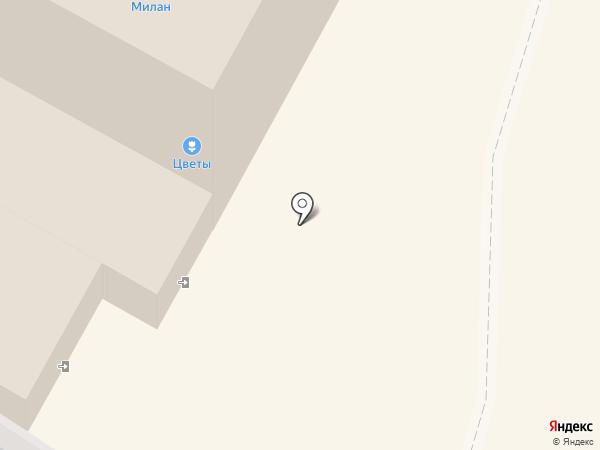 Минутка на карте Бердска