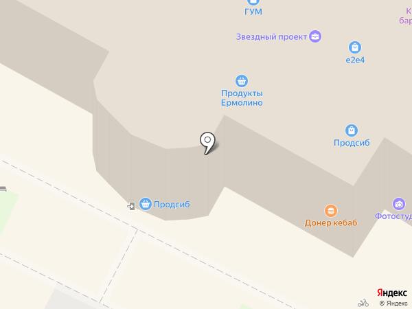 Агат на карте Бердска