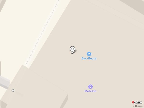 Магазин пленки на карте Бердска