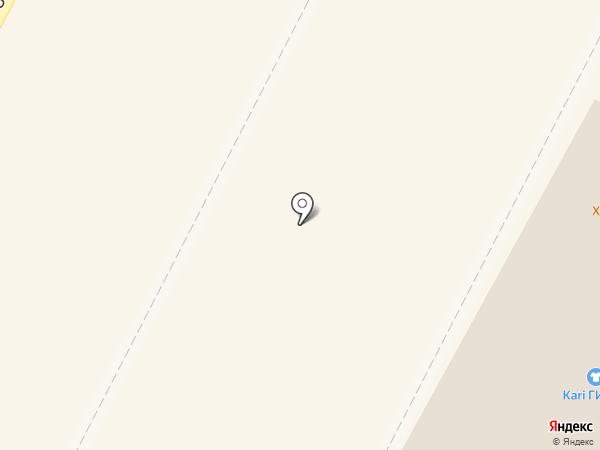 Классик на карте Бердска