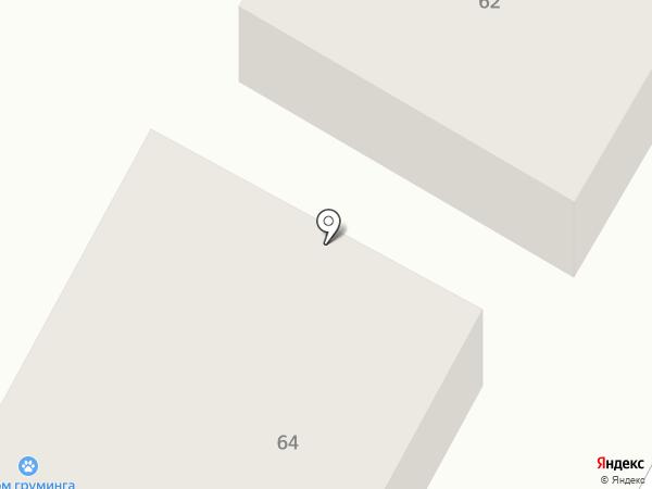 Би Перфект на карте Бердска
