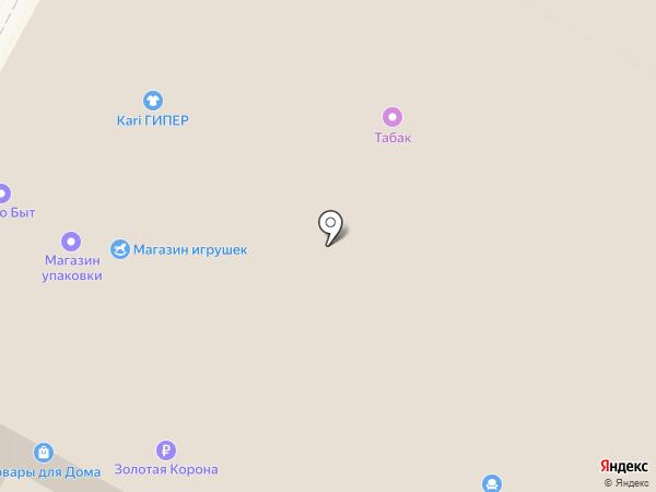 Левша на карте Бердска