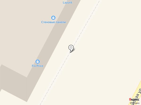 Магазин электротехнической продукции на карте Бердска