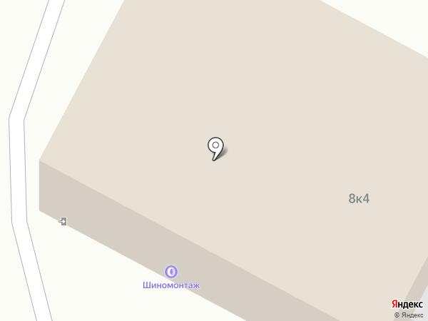 НСО-КарданТехСервис на карте Бердска