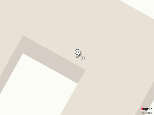 Юнона на карте Бердска