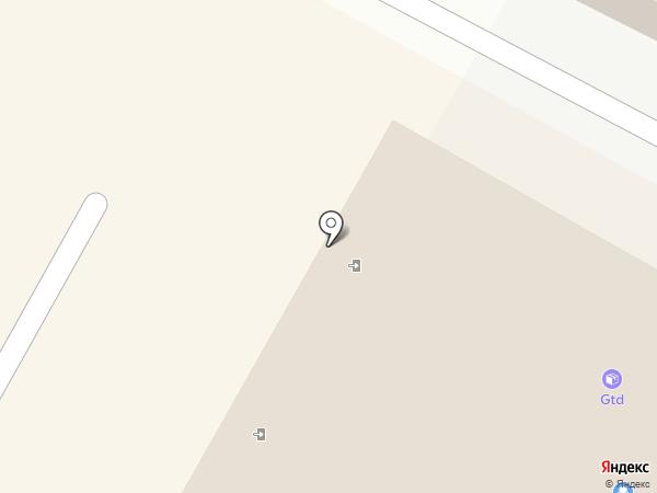 СТЕРХ на карте Бердска