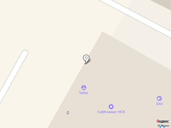 АРГОН-АВАНГАРД на карте Бердска