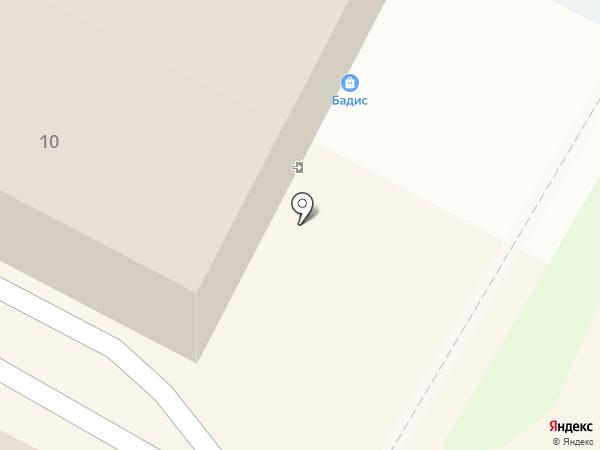 АСМ-мебель на карте Бердска