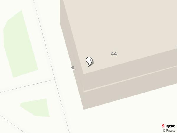 Кафедральный собор в честь Преображения Господня на карте Бердска