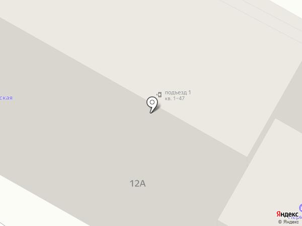 Аллегро на карте Бердска