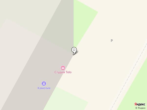 Адвокатский кабинет Лях Е.В. на карте Бердска