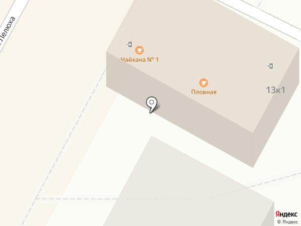 Теплицы Кормилица на карте Бердска