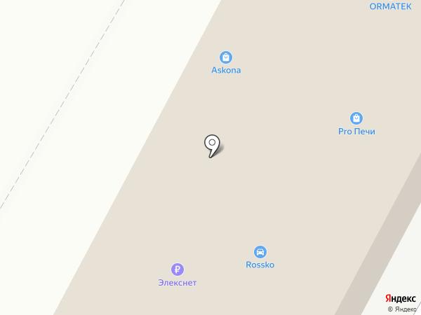 KOMANDOR на карте Бердска