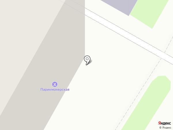 Кнопыч на карте Бердска