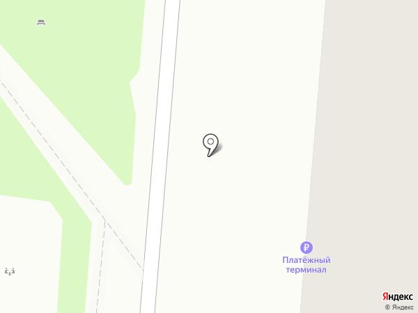 Atika на карте Бердска