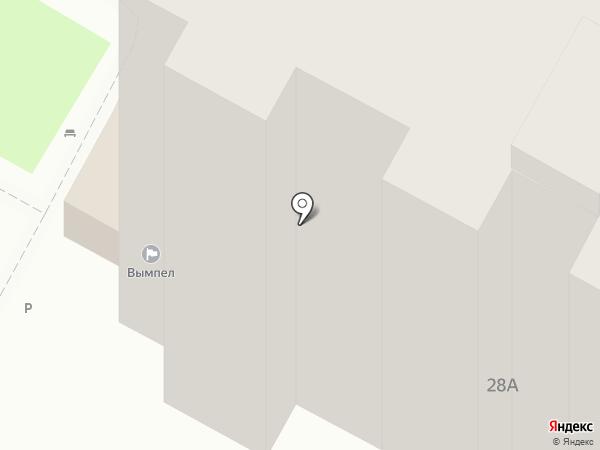 Сэт и Бармалейчики на карте Бердска