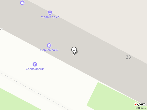 Почта Банк, ПАО на карте Бердска