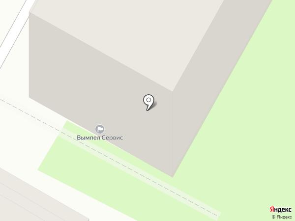 Вымпел+ на карте Бердска