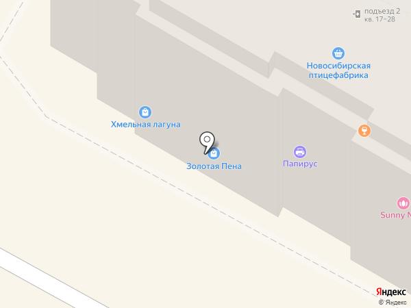 Хмельноф на карте Бердска