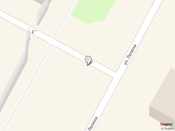 Магазин кондитерских изделий на карте Бердска