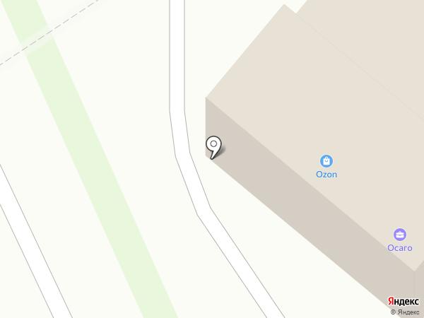 Инверсия, ЗАО на карте Бердска