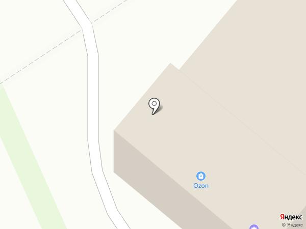 Автодок на карте Бердска